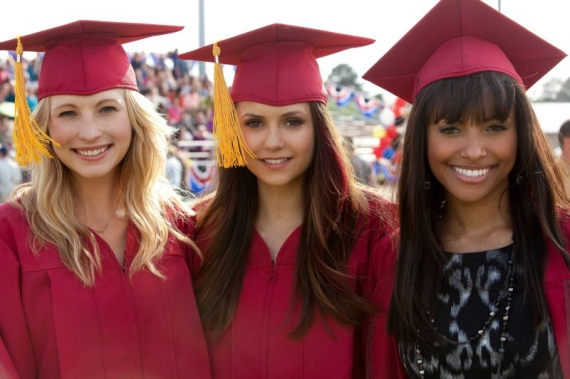 the vampire diaries, season finale the vampire diaries, 4x23 graduation, spoiler, anticipazioni