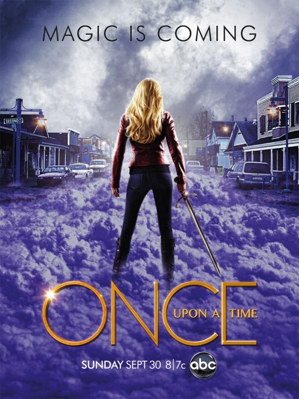 once upon a time, promo seconda stagione, spot once upon a time, maledizione spezzata, anteprima, anticipazioni, nuovi personaggi
