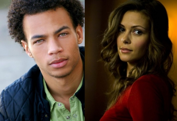 the vampire diaries, anticipazioni the vampire diaries, anticipazioni, spoiler, kendrick sampson, olga fonda