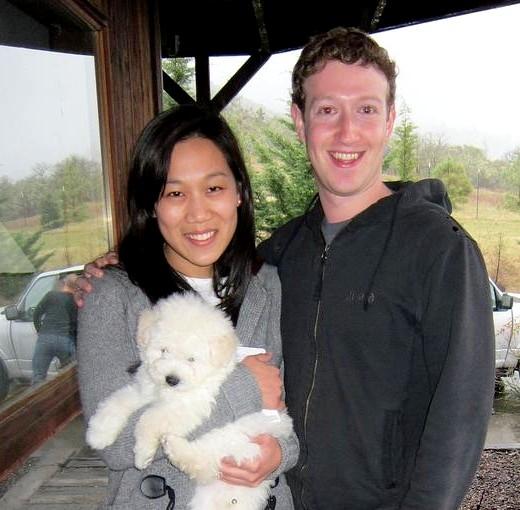 """Il contratto prematrimoniale di Mark Zuckerberg e Priscilla Chan: """"Almeno una notte di sesso a settimana"""""""