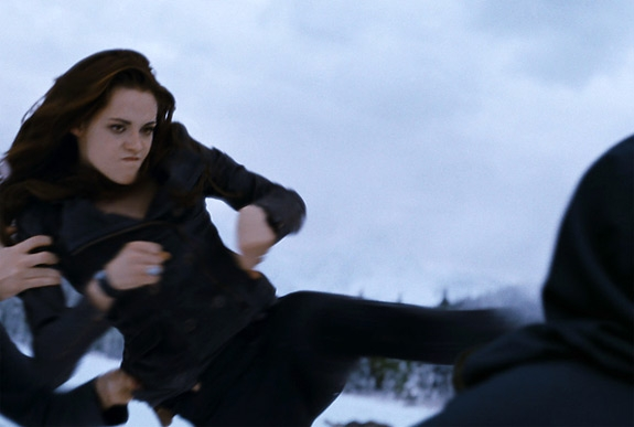 kristen stewart, breaking dawn parte 2, bella vampira, renesmee, trailer breaking dawn parte 2