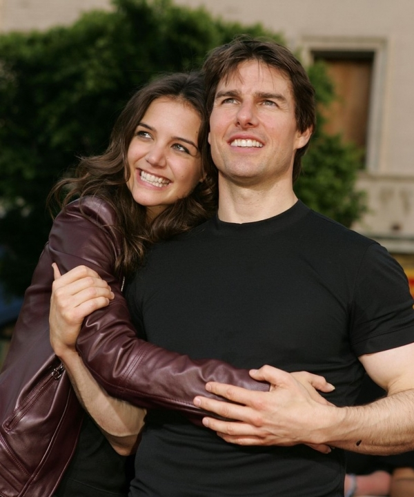 Katie Holmes sesso video
