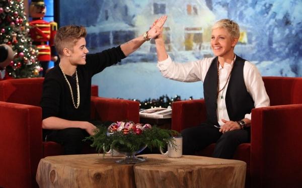 Justin Bieber tra criceti, Grammy e sit-com
