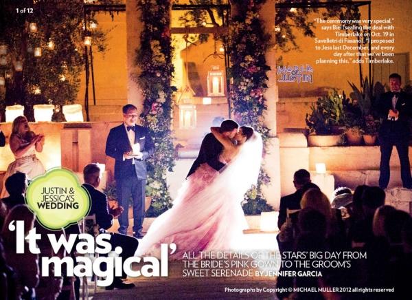 Matrimonio In Puglia Justin Timberlake : Le foto delle romantiche nozze di justin timberlake e