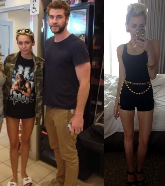 miley cyrus, liam hemsworth, miley cyrus liam hemsworth miley cyrus anoressica
