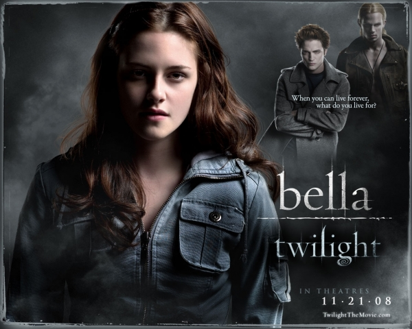 twilight, kristen stewart, robert pattinson, errori twilight, errori film