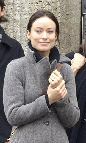 olivia wilde, the third person, jason sudekis, anello di fidanzamento