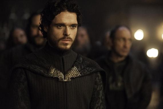 """Game Of Thrones - Richard Madden parla del """"Matrimonio Rosso"""" della 3x09 """"The Rains Of Castamere"""""""