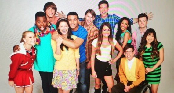 mark salling, amber riley, harry shum jr, dianna agron, heather morris, glee, glee 5, anticipazioni glee, spoiler glee