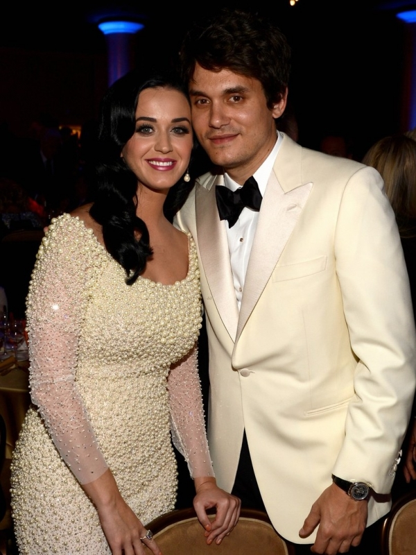 katy perry, john mayer, rottura