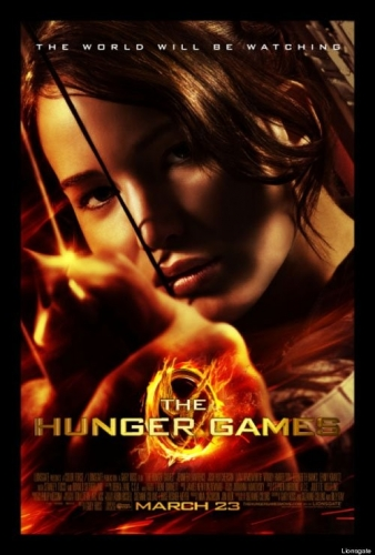 the hunger games, prevendita biglietti cinema, eclipse, record prevendita the hunger games