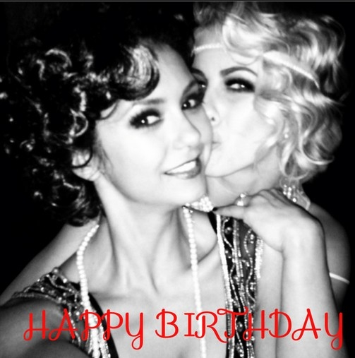 selena gomez,compleanno selena gomez,julianne hough,ashley benson,lily collins, compleanno julianne hough, nina dobrev, julianne hough, ashley benson, lily collins, amiche famose