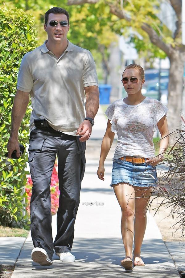 Hayden Panettiere sposerà Wladimir Klitshko?