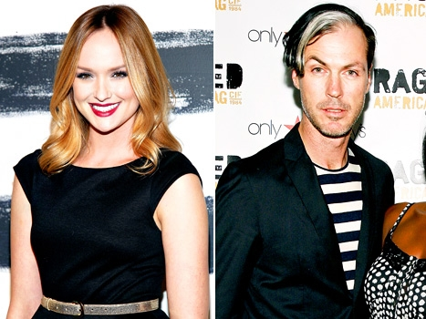 kaylee defer, michael fitzpatrick, fitz and the trantrums, gossip girl, gravidanza