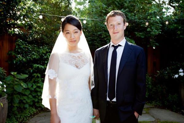 Mark Zuckerberg si è sposato (a sopresa)!