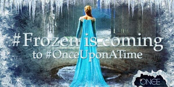 frozen once upon a time
