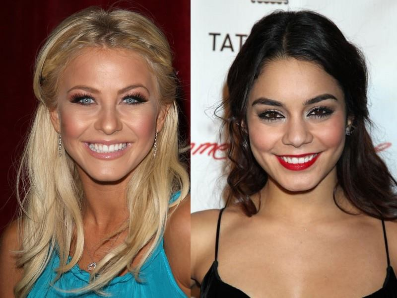 julianne hough vanessa hudgens