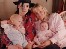 EXCLUSIVE: Intimate photographs of Michael Jackson with Debbie Rowe and their children Paris and Prince taken at Neverland ranch