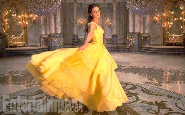 Beauty and the Beast (2017) Emma Watson as Belle
