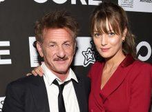 Sean Penn Leila George